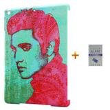 Kit Capa Case TPU iPad Air 2 (iPad 6) Elvis Presley + Película de Vidro  (BD03) - Skin t18