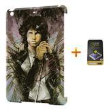 Kit Capa Case TPU iPad Mini 2/3 The Doors + Película de Vidro (BD01) - Skin t18