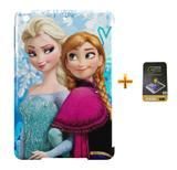 Kit Capa Case TPU iPad Mini 4 Frozen + Película de Vidro (BD01) - Skin t18