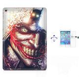 """Kit Capa Case TPU iPad Pro 9,7"""" - Coringa + Película de Vidro (BD03) - Skin t18"""