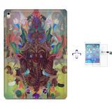 "Kit Capa Case TPU iPad Pro 9,7"" - Ganesha + Película de Vidro (BD01) - Skin t18"