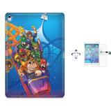 """Kit Capa Case TPU iPad Pro 9,7"""" - Mario e DK + Película de Vidro (BD01) - Bd cases"""