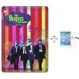 "Kit Capa Case TPU iPad Pro 9,7"" - The Beatles (BD01) - Bd cases"