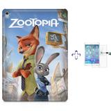 "Kit Capa Case TPU iPad Pro 9,7"" - Zootopia (BD01) - Bd cases"