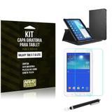 Kit Capa Giratória Samsung Galaxy Tab 3 7.0' Lite T110 - Armyshield