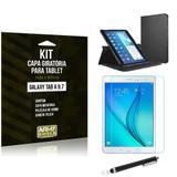 Kit Capa Giratória Samsung Galaxy Tab A 9.7' - Armyshield