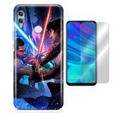 Kit Capa Huawei Honor 10 Lite Star Wars e Película - Bd cases
