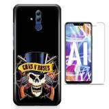 Kit Capa Huawei Mate 20 Lite Guns n Roses e Pelicula - Bd cases