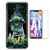 Kit Capa Huawei Mate 20 Lite Hulk e Pelicula - Bd cases