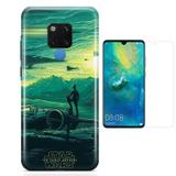 Kit Capa Huawei Mate 20 Star Wars e Película - Bd cases