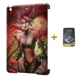 Kit Capa iPad Mini 2/3 LoL Rise of the Thorns +Pel.Vidro BD1 - Bd cases