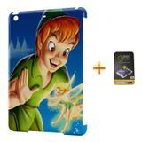 Kit Capa iPad Mini 2/3 Peter Pan +Pel.Vidro BD1 - Bd cases