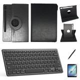 Kit Capa/Teclado/Can/Pel Galaxy Tab S6 T860/T865 10.5 Preto - Bd cases
