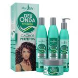 Kit Capilar Deu Onda Cachos Perfeitos Mary Life TOP (Original)