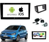 Kit Central Multimidia Dvd Fox G7 + Tv + Espelhamento Ios - E-tech
