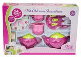 Kit Chá com Acessorios BBR Toys - Gama ud