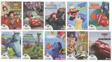 Kit com 10 livros 3 em 1 pintando e aprendendo pixar - Bicho esperto
