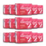 Kit com 15 Protetores CAREFREE Proteção Sem Perfume Com 15 unidades - Johnsons