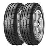 Kit com 2 Pneus Pirelli 185/70 R14 Cinturato P1 88H