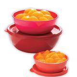 Kit com 3 Bowls Innovaware Anote
