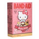 Kit com 3 Curativos BAND AID Hello Kitty com 25 unidades - Band aid