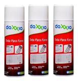 Kit Com 3 Tinta Spray Interna E Externa Branca Microondas - Daxxia