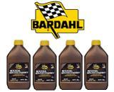 Kit com 4 óleos Bardahl 10w40 Semi Sintético