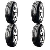 Kit com 4 Pneus Pirelli 175/70 R14 CINT P4 (K2)84T
