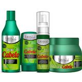 Kit Completo Cresce Cabelo Forever Liss