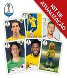 Kit De Atualizacao Das Figurinhas Oficiais - Fifa World Cup Russia 2018 - Panini revistas