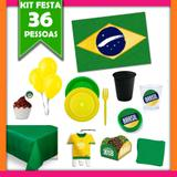 Kit de Festa Copa do Mundo - Festa Infantil - Festabox