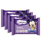 Kit de Lenço Umedecido Cremer Disney - 200 Unidades