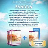 Kit de Palestras - Familia (Em DVD) - Canção nova