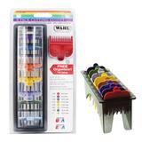 Kit de Pentes de Altura Coloridos do Nº 1 ao Nº 8 - Wahl