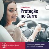 Kit de Placas Radiônicas Proteção no Carro - Master chi do brasil
