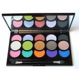 Kit de Sombras Jasmyne V752 com 15 cores - Circe