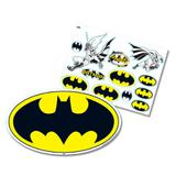 Kit Decorativo Cartonado Batman Geek Festcolor