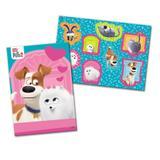 Kit Decorativo Cartonado Pets 2 Festcolor - Festabox