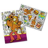 Kit Decorativo Cartonado Scooby Doo - Festabox