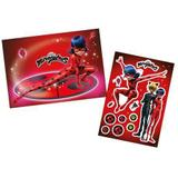 Kit decorativo miraculous - Regina festas