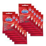 Kit Durex Preservativo Sensitive C/3 - 12 unid.