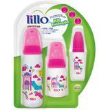 Kit Evolução Divertida - Parquinho - Rosa - Lillo