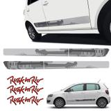 Kit Faixa Grafite Fox Rock In Rio 2013/2014 + Emblemas Resinados - Sportinox