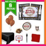 Kit Festa  Boteco 08 Pessoas - Festabox