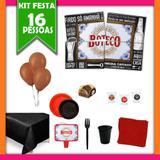 Kit Festa  Boteco 16 Pessoas - Festabox