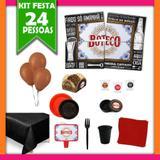 Kit Festa  Boteco 24 Pessoas - Festabox