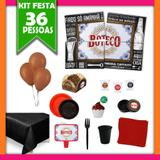 Kit Festa  Boteco 36 Pessoas - Festabox