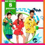 Kit Festa D.P.A 08 Pessoas Econômico - Festabox
