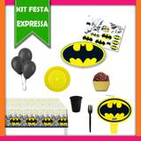 Kit Festa Expressa Batman - Festabox