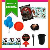 Kit Festa Expressa Como Treinar seu Dragão - Festabox